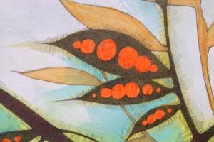 Berries, detail